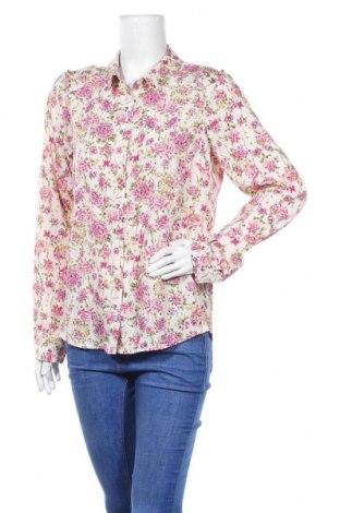 Дамска риза ONLY, Размер L, Цвят Многоцветен, Полиестер, Цена 9,92лв.