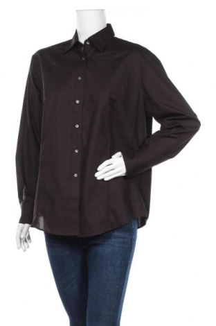 Дамска риза Olymp, Размер XXL, Цвят Черен, Памук, Цена 13,00лв.