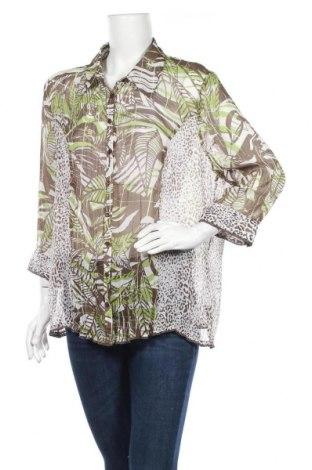 Дамска риза One Touch, Размер XL, Цвят Многоцветен, Полиестер, Цена 5,59лв.