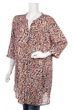 Дамска риза Paprika, Размер M, Цвят Многоцветен, Вискоза, Цена 18,06лв.