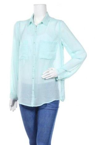 Дамска риза Pimkie, Размер XL, Цвят Син, Цена 6,30лв.