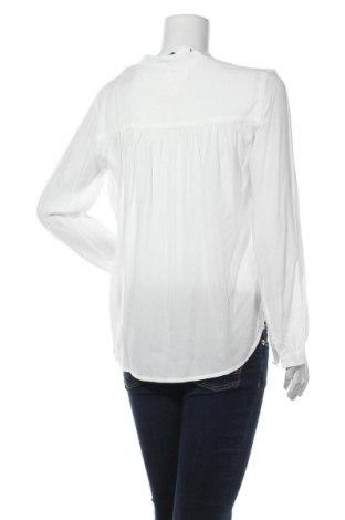 Дамска риза Q/S by S.Oliver, Размер M, Цвят Бял, Модал, Цена 16,24лв.