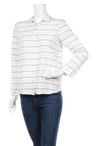 Дамска риза S.Oliver, Размер M, Цвят Бял, Цена 7,56лв.