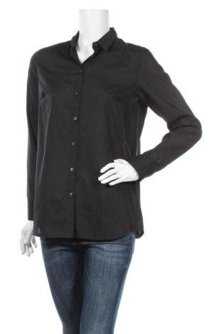 Дамска риза S.Oliver, Размер M, Цвят Черен, Цена 48,00лв.
