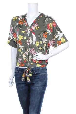 Дамска риза S.Oliver, Размер S, Цвят Многоцветен, 95% вискоза, 5% еластан, Цена 12,88лв.