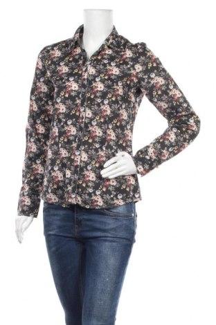 Дамска риза Seidensticker, Размер S, Цвят Черен, Памук, Цена 6,30лв.