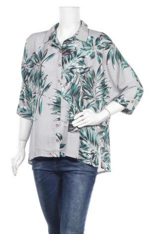 Дамска риза Select, Размер L, Цвят Сив, Полиестер, Цена 9,24лв.
