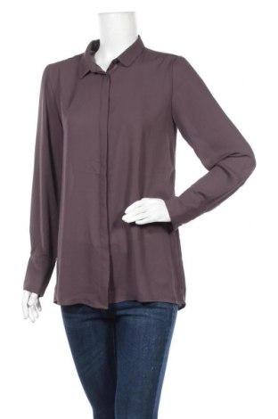 Γυναικείο πουκάμισο Soya Concept, Μέγεθος M, Χρώμα Βιολετί, Τιμή 4,09€