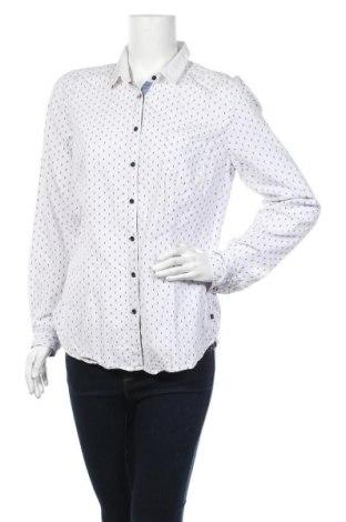 Дамска риза Timeout, Размер XL, Цвят Бял, Памук, Цена 11,34лв.