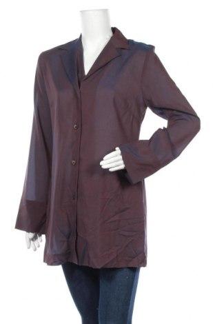 Дамска риза Turnover, Размер L, Цвят Лилав, 60% вискоза, 30% полиестер, 10% полиамид, Цена 11,55лв.