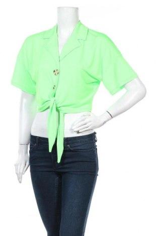 Дамска риза Twintip, Размер M, Цвят Зелен, 95% полиестер, 5% еластан, Цена 33,00лв.