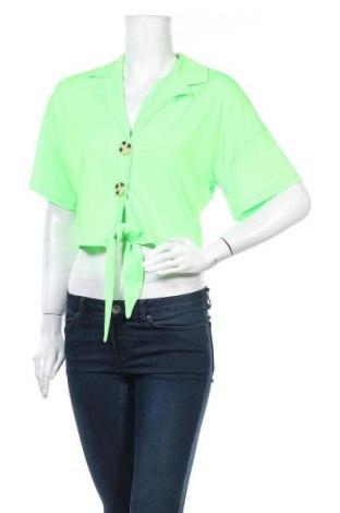 Дамска риза Twintip, Размер M, Цвят Зелен, 95% полиестер, 5% еластан, Цена 28,50лв.