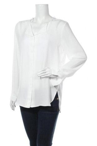 Дамска риза Vila, Размер L, Цвят Бял, Полиестер, Цена 23,60лв.