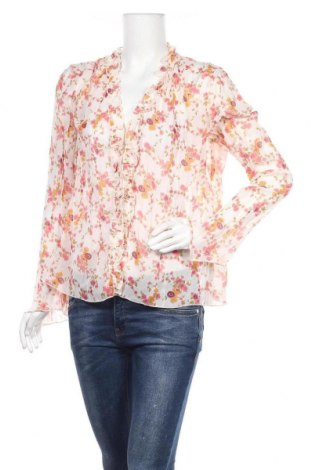 Дамска риза Wallis, Размер L, Цвят Многоцветен, 100% полиестер, Цена 4,46лв.