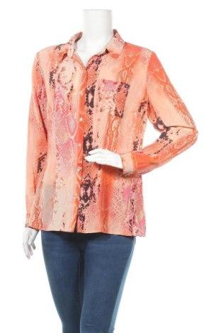Дамска риза Worthington, Размер L, Цвят Многоцветен, Коприна, Цена 35,44лв.