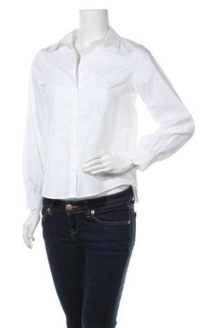Дамска риза Y.A.S, Размер S, Цвят Бял, Памук, Цена 39,00лв.