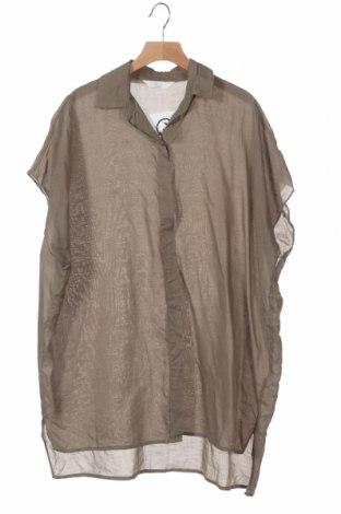 Дамска риза Yaya, Размер XS, Цвят Зелен, Цена 18,90лв.