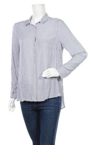 Дамска риза Yessica, Размер L, Цвят Син, Вискоза, Цена 7,56лв.