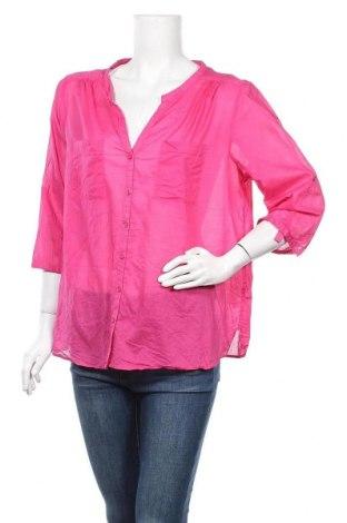 Дамска риза Yessica, Размер XL, Цвят Розов, Цена 5,48лв.