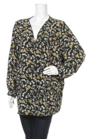 Дамска риза Zizzi, Размер XXL, Цвят Многоцветен, Полиестер, Цена 12,29лв.