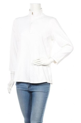 Дамска спортна блуза Bogner, Размер XL, Цвят Бял, 90% полиамид, 10% еластан, Цена 66,24лв.