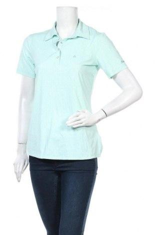 Дамска тениска Schoffel, Размер M, Цвят Зелен, 90% полиамид, 10% еластан, Цена 40,02лв.
