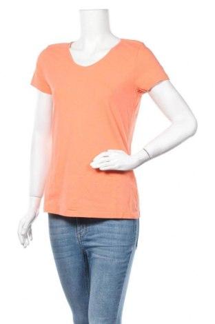 Дамска тениска, Размер S, Цвят Оранжев, Цена 7,56лв.
