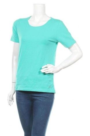 Дамска тениска, Размер M, Цвят Зелен, Цена 10,29лв.