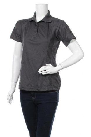 Дамска тениска, Размер S, Цвят Сив, Полиестер, Цена 4,73лв.