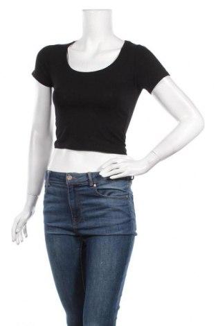Дамска тениска ASOS, Размер S, Цвят Черен, Цена 11,97лв.