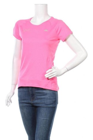 Дамска тениска Adidas, Размер S, Цвят Розов, Полиестер, Цена 21,84лв.