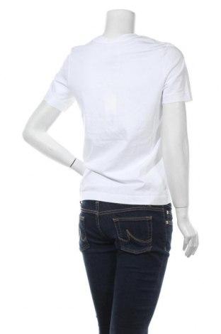 Дамска тениска Arket, Размер S, Цвят Бял, Памук, Цена 28,32лв.