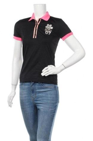 Дамска тениска Bogner, Размер M, Цвят Черен, 95% полиамид, 5% еластан, Цена 45,36лв.
