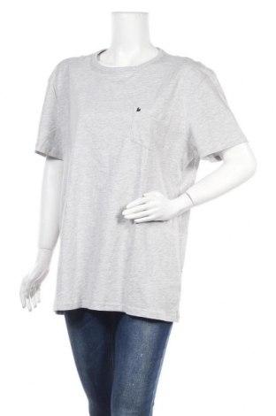 Дамска тениска Bruno Banani, Размер XL, Цвят Сив, 95% памук, 5% еластан, Цена 28,50лв.