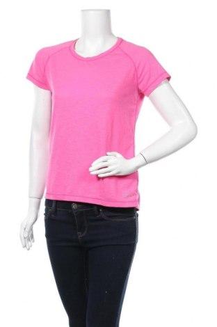 Дамска тениска Casall, Размер M, Цвят Розов, 85% полиестер, 15% памук, Цена 10,92лв.