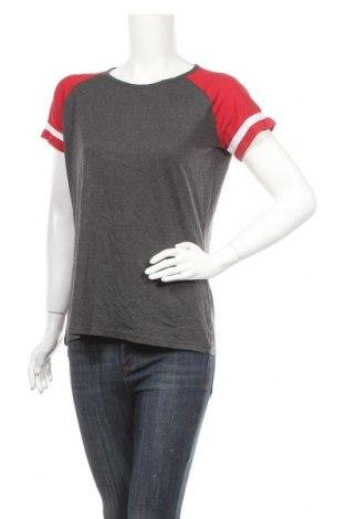 Дамска тениска Crane, Размер XL, Цвят Сив, 60% памук, 40% полиестер, Цена 10,08лв.