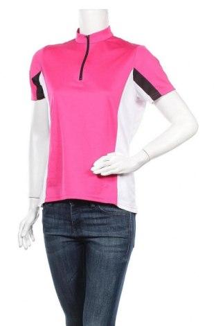 Дамска тениска Crane, Размер L, Цвят Розов, Полиестер, Цена 9,92лв.