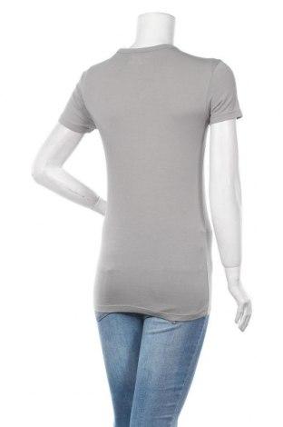 Дамска тениска Emporio Armani Underwear, Размер S, Цвят Сив, 95% памук, 5% еластан, Цена 44,52лв.