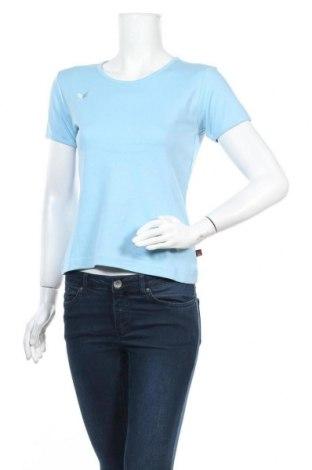 Дамска тениска Erima, Размер S, Цвят Син, Памук, Цена 5,54лв.