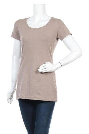 Дамска тениска Esmara, Размер M, Цвят Кафяв, Цена 8,09лв.