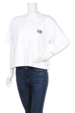 Дамска тениска GCDS, Размер M, Цвят Бял, Памук, Цена 164,25лв.