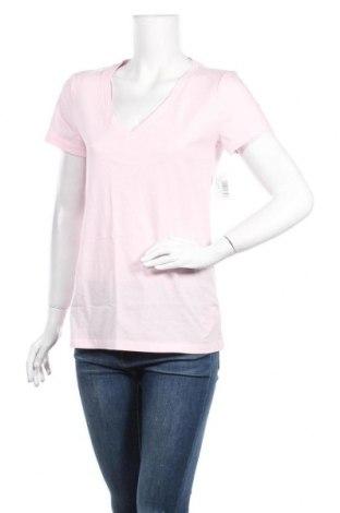 Дамска тениска Gap, Размер S, Цвят Розов, Памук, Цена 24,00лв.