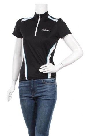 Дамска тениска Gonso, Размер S, Цвят Черен, Полиестер, Цена 19,85лв.