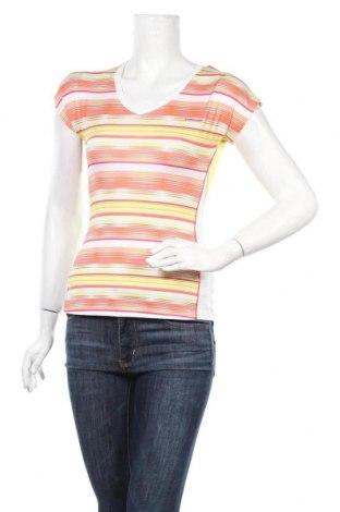 Дамска тениска Head, Размер XS, Цвят Многоцветен, 91% полиестер, 9% еластан, Цена 14,70лв.