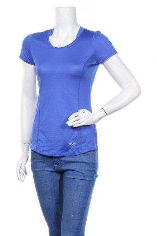 Дамска тениска Mountain Hardwear, Размер S, Цвят Син, Полиестер, Цена 16,38лв.