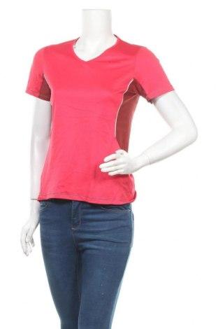 Дамска тениска Quechua, Размер M, Цвят Червен, Цена 14,18лв.