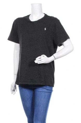 Дамска тениска Ralph Lauren, Размер L, Цвят Черен, Памук, Цена 69,00лв.