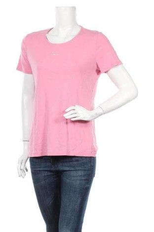 Дамска тениска S.Oliver, Размер XL, Цвят Розов, Памук, Цена 15,36лв.
