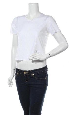 Дамска тениска Salomon, Размер S, Цвят Бял, Полиестер, Цена 31,60лв.