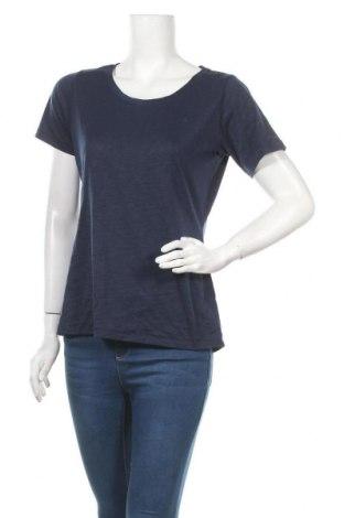 Дамска тениска Schoffel, Размер M, Цвят Син, Цена 28,56лв.